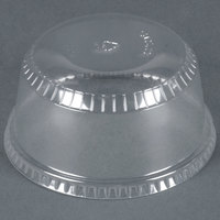 Dart Solo SDL12 12 oz. Clear Plastic Sundae Lid 1000 / Case