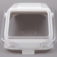 Baker's Mark Clear Replacement Lid for 6.25 Gallon Shelf Ingredient Bin