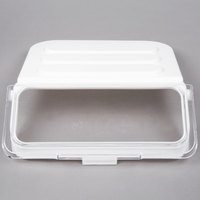 Baker's Mark Clear Replacement Lid for 2.63 Gallon Shelf Ingredient Bin