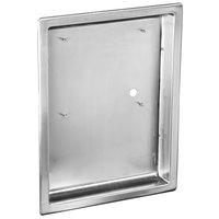 American Dryer ADA-RK Stainless Steel Recess Kit