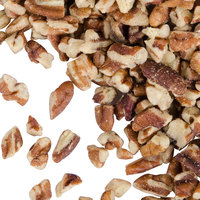 Regal Foods 5 lb. Medium Raw Pecan Pieces