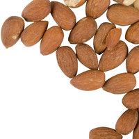 Regal Foods 5 lb. Unsalted and Roasted Whole Almonds