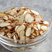 Regal Foods 5 lb. Sliced Raw Almonds