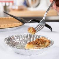 ... Baker\u0027s Mark 6 inch x 15/16 inch Medium Depth Foil Pie Pan - 100 & 6 Inch Pie Pan - WebstaurantStore