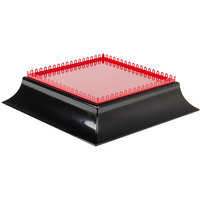 Paragon 514075 Red Complete Replacement Popcorn Machine Top for 1104110 4 oz. Popcorn Popper