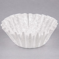 Bunn 20115.0000 9 3/4 inch x 4 1/4 inch 12 Cup Coffee Filter - 1000/Case