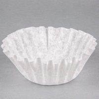 9 3/4 inch x 4 1/4 inch 12 Cup Coffee Filter (Bunn 20115.0000) - 1000 / Case