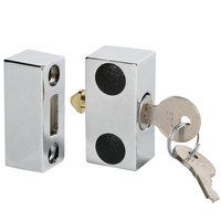 Beverage-Air 401-226A Lock and (2) Keys for Select Back Bar Refrigerators, Kegerators, and Milk Coolers