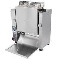 Star Ultra-Max VCT13M Vertical Contact Toaster with Analog Controls and Metal Chain Conveyor - 208/240V, 2600W