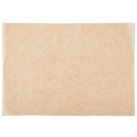 Bagcraft Papercon 030008 EcoCraft Bake 'N' Reuse 12 inch x 16 inch Half Size Parchment Paper Pan Liner - 50/Pack