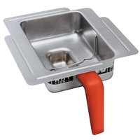 Bunn 29151.0001 Universal Stainless Steel Pouch Pack Funnel with Orange Handle for All BUNN Decanter Brewers