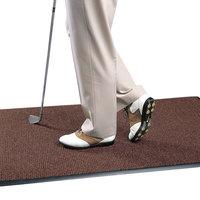 Cactus Mat 1082M-T35 Pinnacle 3' x 5' Autumn Upscale Anti-Fatigue Berber Carpet Mat - 1 inch Thick
