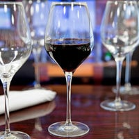 Stolzle 1490001T 17 oz. Exquisit Royal Red Wine Glass - 6/Pack