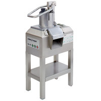 Robot Coupe CL60 2-Speed Pusher Full Moon Continuous Feed Food Processor with 2 Discs - 240V, 3 Phase, 3 hp