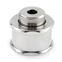 T&S 018200-40 Hex Swivel for Pre-Rinse Hose Spray Valves