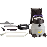 ProTeam 107386 ProGuard 16 MD Vacuum with Wet / Dry Kit - 120V