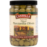 Castella Pitted Manzanilla Cocktail Olives - 32 oz.
