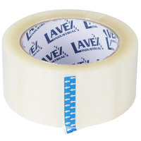 Lavex Packaging / Carton Sealing Clear Tape 2 inch x 110 Yards - 36/Case