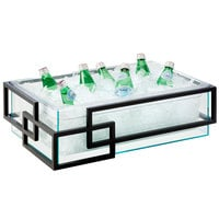 Cal-Mil 3359-12-13 Union Square Ice Housing - 23 1/2 inch x 15 3/4 inch x 7 1/4 inch