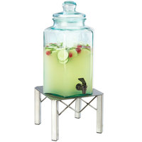 Cal-Mil 3421-2 2 Gallon Industrial Glass Beverage Dispenser
