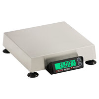 Cardinal Detecto APS15 15 lb. Point of Sale Scale with 10 inch x 10 inch Platform