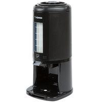 Bloomfield 7750NS-TGB 84 oz. (2.5 Liter) Black Plastic Glass Lined Thermal Server
