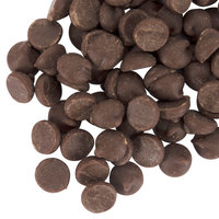 HERSHEY'S® Milk Chocolate Mini Unwrapped Baking Kisses - 25 lb.