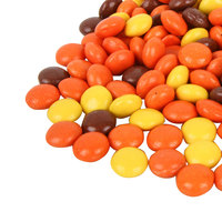 REESE'S PIECES® Ice Cream Toppings - 25 lb.