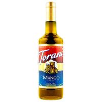 Torani 750 mL Mango Flavoring Syrup