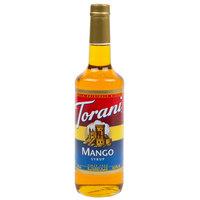 Torani 750 mL Mango Flavoring / Fruit Syrup