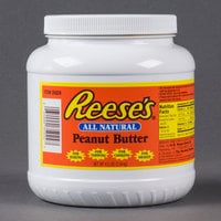 REESE'S® 4.5 lb. All-Natural Peanut Butter Sauce Jar
