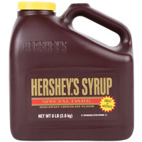 HERSHEY'S® 8 lb. Special Dark Chocolate Syrup Jug