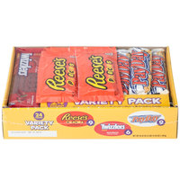 HERSHEY'S® Full Size Candy Bar Variety Pack - 24 Count