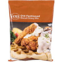 Vanee 1627 24 oz. Bag Old Fashioned Biscuit Gravy Mix   - 6/Case