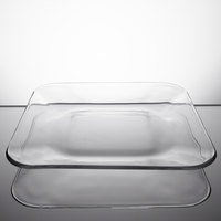 Anchor Hocking 97247 (90283) Rio 10 1/2 inch Fully Tempered Glass Plate - 6/Case