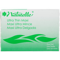 Rochester Midland RMC 25169798 Naturelle #4 Ultra Thin Maxi - 200/Case