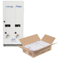 Rochester Midland RMC RSVP Plus 25160100 $.25 Sanitary Napkin / Tampon Dispenser and Convenience Pack