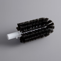 Noble Products 6 inch Replacement Glass Washer Brush for Electric Washers