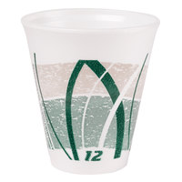 Dart 12LX16E 12 oz. Impulse Foam Cup - 1000/Case