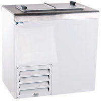 Excellence HFF-2HC 32 inch Flip Lid Ice Cream Dipping Cabinet
