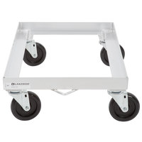 Lakeside 620 Aluminum Sheet Pan Dolly with 5 inch Casters