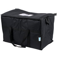 Choice Insulated Leak Proof Cooler Bag / Soft Cooler, Black Nylon