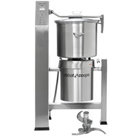 Robot Coupe R60T Vertical Food Processor with 63 Qt. Stainless Steel Bowl - 16 hp
