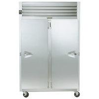 Traulsen G22011 52 inch G Series Two Section Solid Door Reach in Freezer - 46 cu. ft.