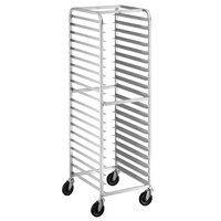 Advance Tabco PR20-3W 20 Pan End Load Bun / Sheet Pan Rack - Assembled