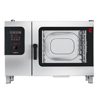 Convotherm C4ED6.20GB Liquid Propane Combi Oven with easyDial Controls - 129,700 BTU
