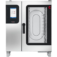 Convotherm C4ET10.10GB Natural Gas Half Size Combi Oven with easyTouch Controls - 129,700 BTU