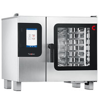 Convotherm C4ET6.10ES Half Size Boilerless Electric Combi Oven with easyTouch Controls - 208V, 3 Phase, 10.9 kW
