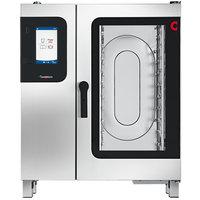 Convotherm C4ET10.10GS Liquid Propane Half Size Boilerless Combi Oven with easyTouch Controls - 68,200 BTU