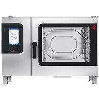 Convotherm C4ET6.20GB Natural Gas Full Size Combi Oven with easyTouch Controls - 129,700 BTU